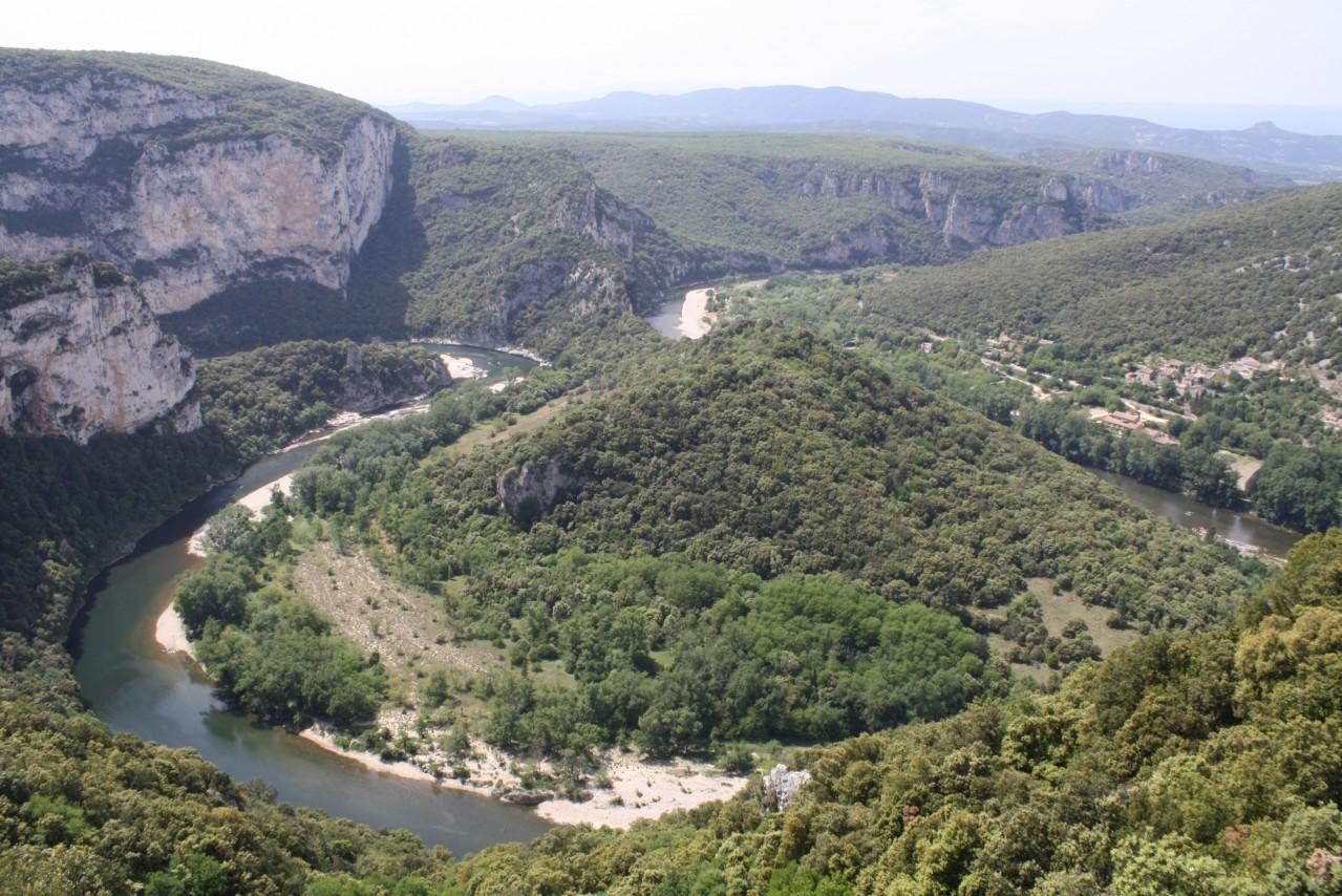Gorges de l'Ardèche1